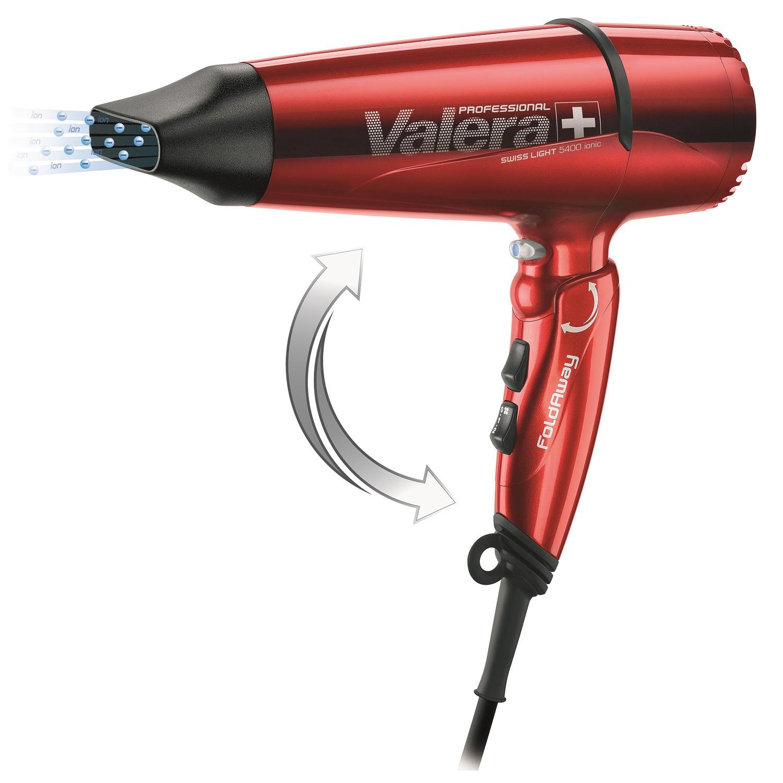 Профессиональный фен Valera Swiss Light 5400 Fold-Away