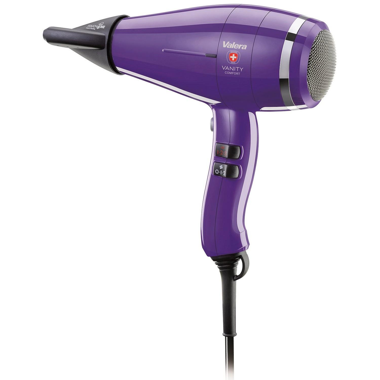 Профессиональный фен Valera Vanity Comfort Pretty Purple (VA 8601 PP)