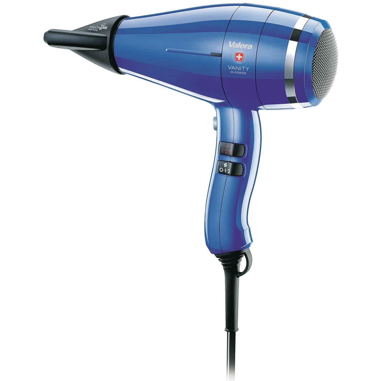 Профессиональный фен Valera Vanity Hi-Power Royal Blue (VA 8605 RB)
