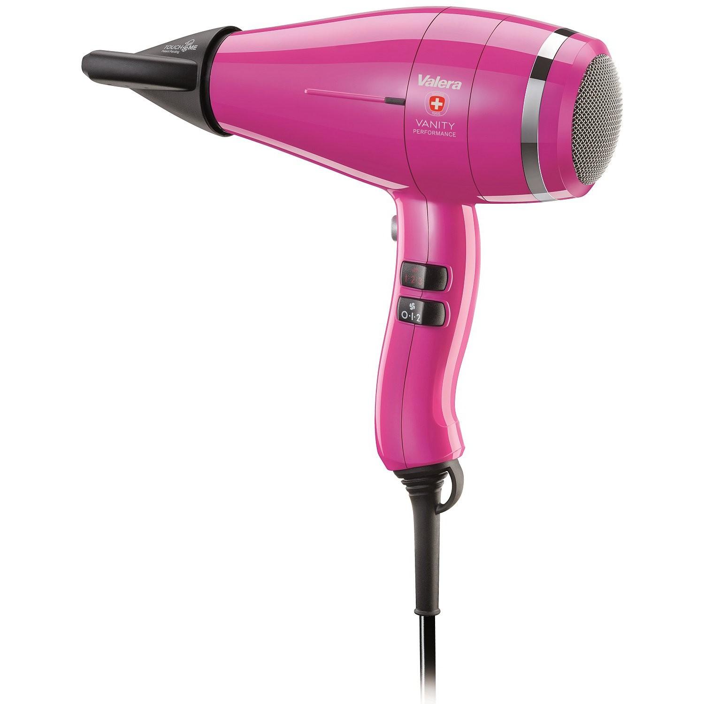 Профессиональный фен Valera Vanity Performance Hot Pink (VA 8612 HP)