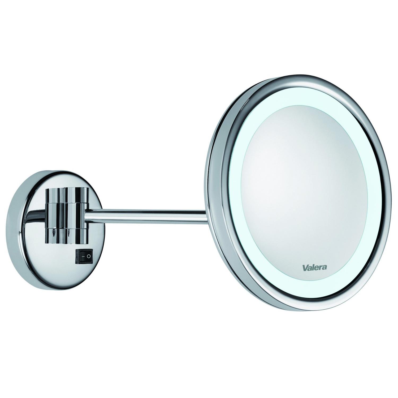 Valera Optima Light One 207.05 зеркало настенное с подсветкой