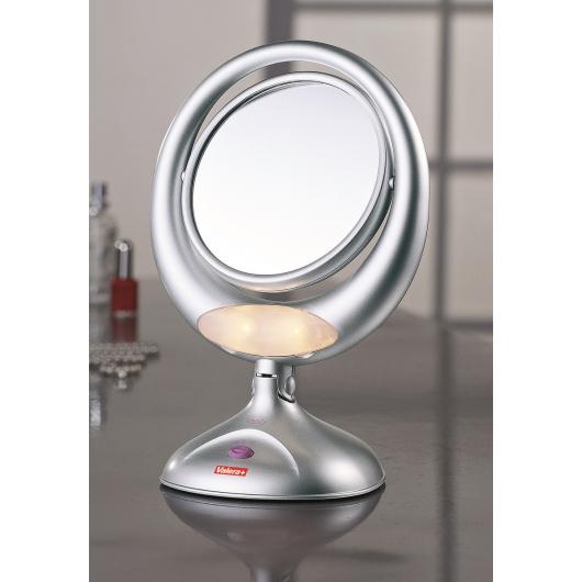 Настольное зеркало с подсветкой