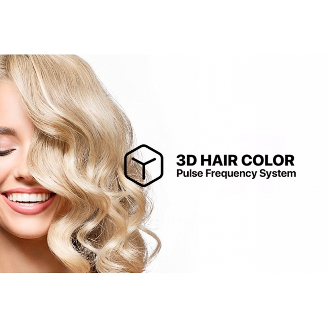 Технология 3D Hair Color