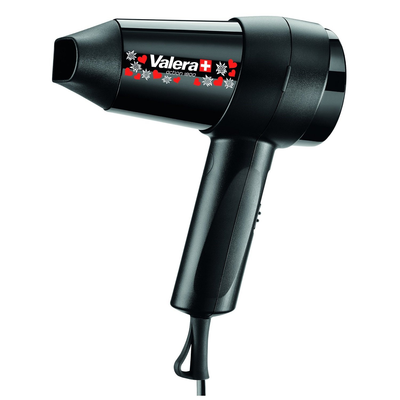Дорожный компактный фен Valera Action 1800 Edelweiss 542.08EW