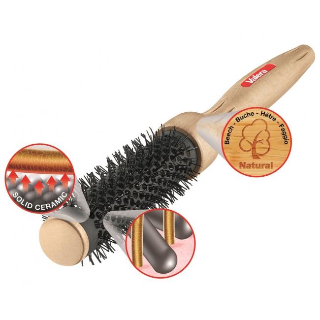Брашинг для укладки волос феном