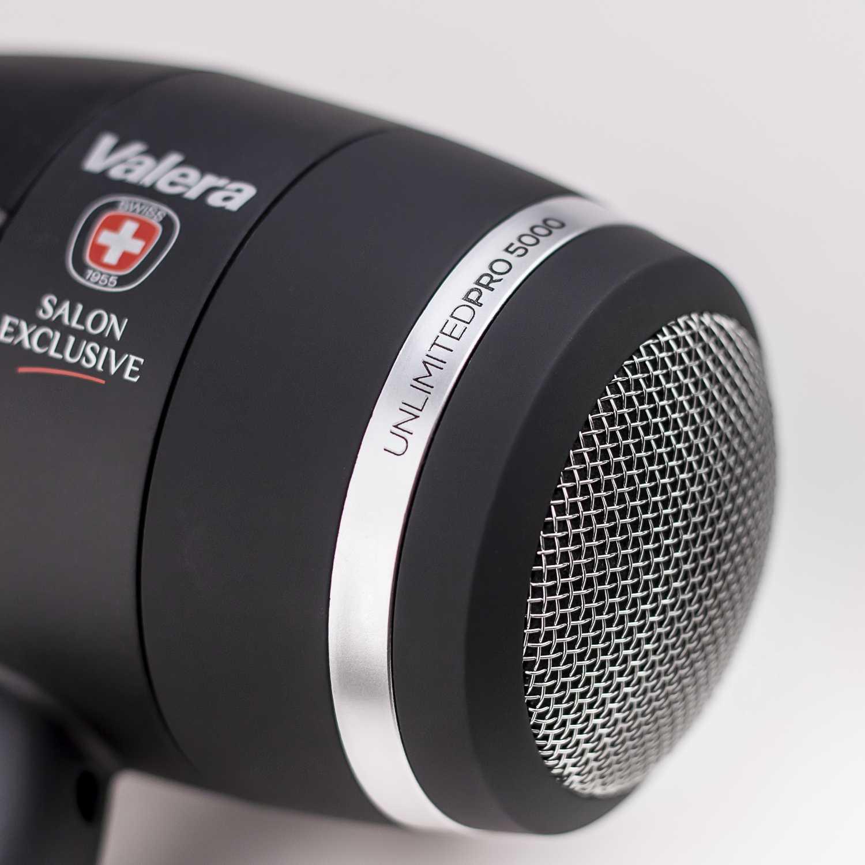 фен Valera Unlimited Pro 5.0 Soft Black