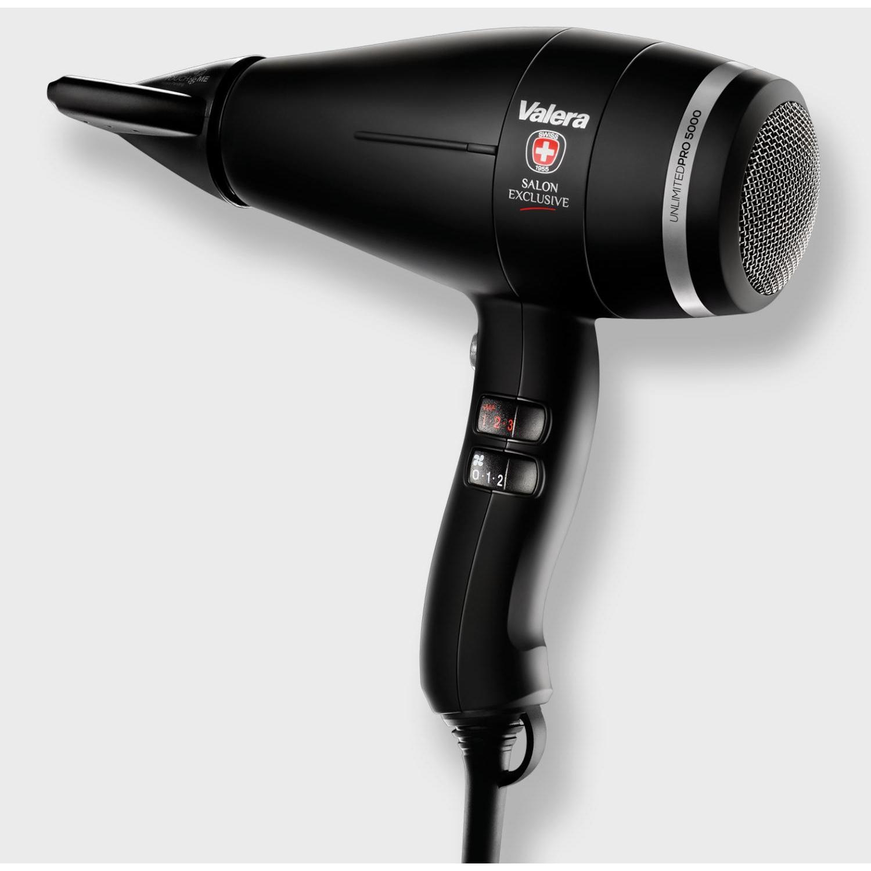 Профессиональный фен Valera Unlimited Pro 5000 Soft Black